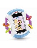 Fisher Price W6085 Laugh&Learn Lernspaß Hündchen Halterung Schutz iPhone iPod Rassel Baby NEU
