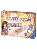 Ravensburger So Styly 18290 Lovely Loom Knüpfringe Gummis Loops Armbänder NEU